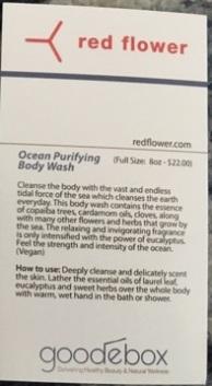 body wash info card (back)