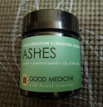 Good Medicine Ashes Reincarnation Cleansing Grains